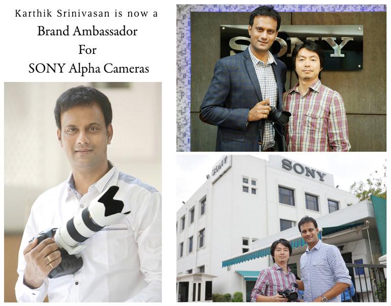 Karthik Srinivasan Photography - fashion photographer